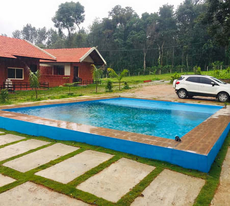Serene Homestay in Coffee Plantations, Chikmagalur