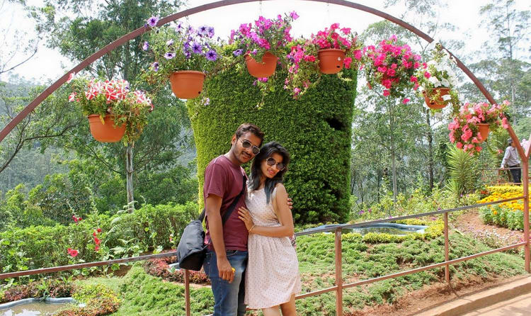 See Exotic Flower Garden of Munnar