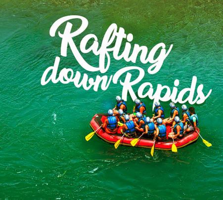 Coorg River Rafting Experience