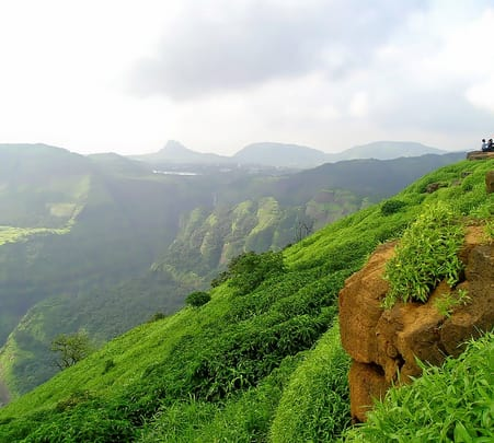 Trek from Lonavala to Bhimashankar