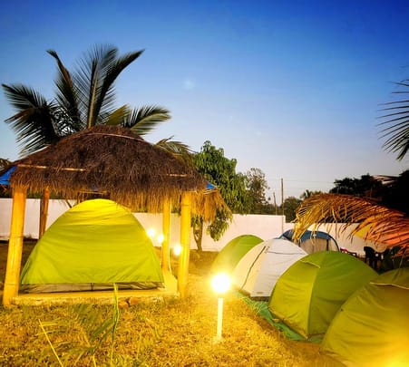 Homestay with Camping in Dandeli Flat 21% off