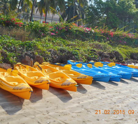 Kayaking Experience in Goa