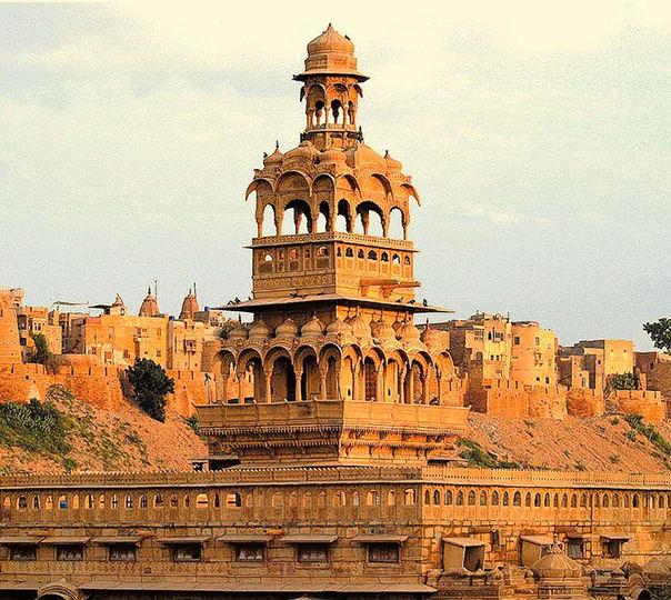 Stay at Mandir Palace, Jaisalmer