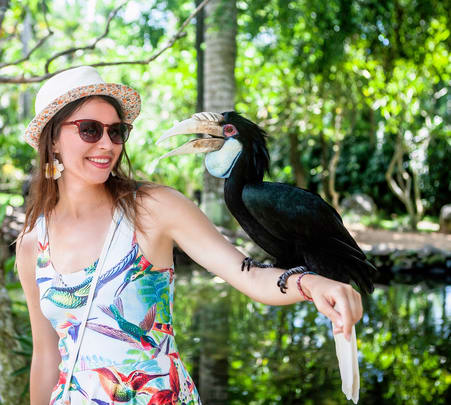 Bali Bird Park Admission Ticket- Flat 53% off