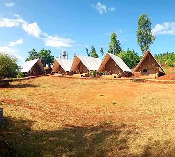Camping in Panchgani