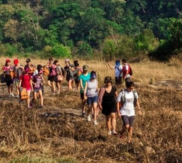 Trip to Mawphanlur Village in Meghalaya