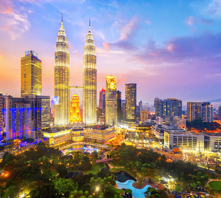 5 Days Romantic Escape to Malaysia, Flat 20% off