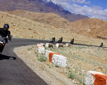 Bike Trip from Leh to Leh