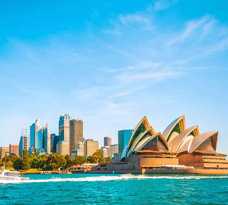 Beauty of Australia in 10 Days: Gold Coast - Cairns - Melbourne