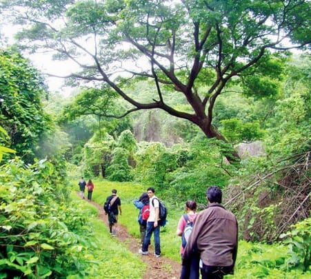 Nature Trail to Padle Village in Dombivali