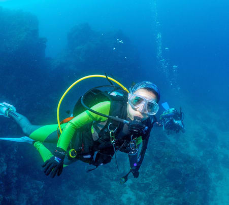 Grande Island Scuba Diving Adventure Package Goa