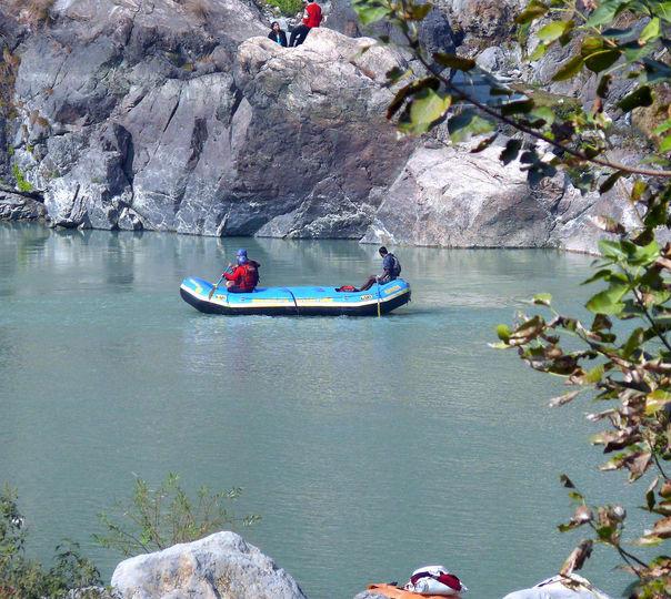 Rafting Day Trips in Rishikesh