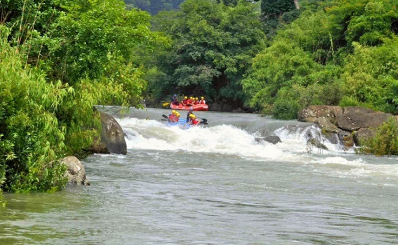 Coorg Rafting Adventure With Homestay Experience