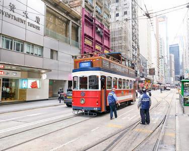 Hong Kong Tramoramic Tour