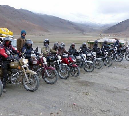 Bike Trip from Srinagar to Manali Via Leh