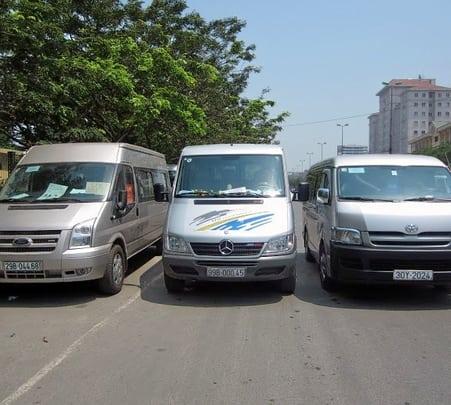 Transfer Between Da Nang Airport and Hoi An in Vietnam