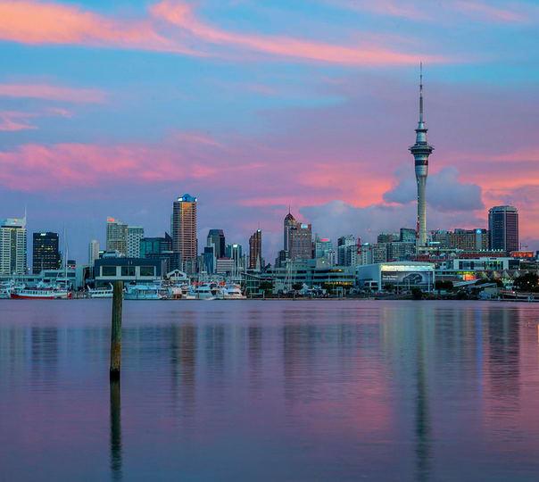 New Zealand Rainbow Tour