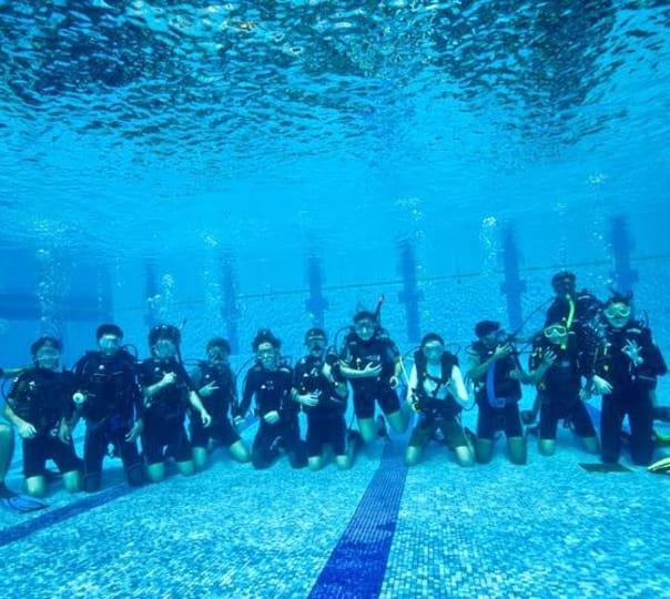 Scuba Diving in Mumbai