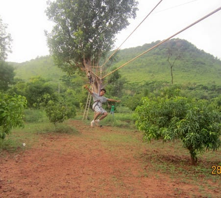Activities at a Nature and Adventure Campsite near Bangalore