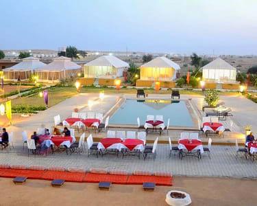 Sam Sand Dunes Camping in Jaisalmer Flat 38% off