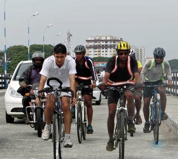 Cycling from Mumbai to Goa through Konkan Belt