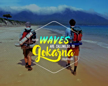 Gokarna Beach Trek & Camping | Book @ ₹ 2500 Only!