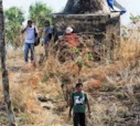 Trekking to Kohoj Fort
