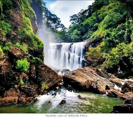Sathodi Falls Visit, Dandeli