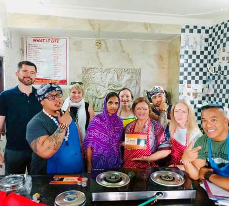 Udaipur Cooking Classes-flat 15% off