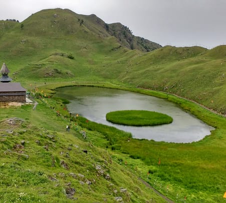 Day Trek to Prashar Lake