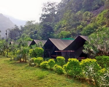 Beach Camping and Rafting in Rishikesh Flat 30% off