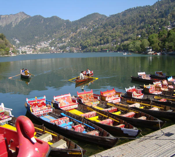 Rent a Guide in Nainital