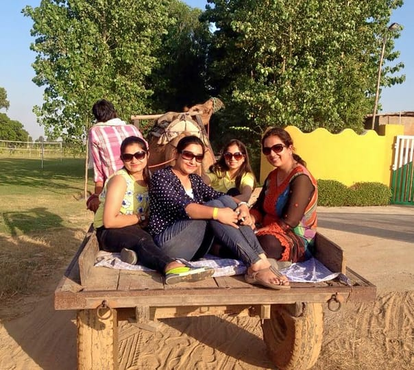 Day Out at Thakran Farms,Pataudi