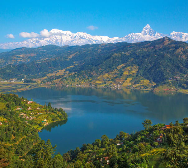 Kathmandu and Pokhara Tour For 5 Days