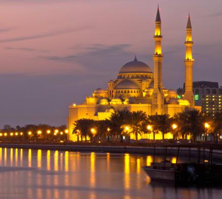 Vibrant Cultural Tour of Sharjah