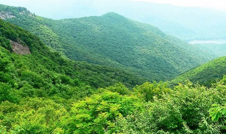 Vagheri Peaks