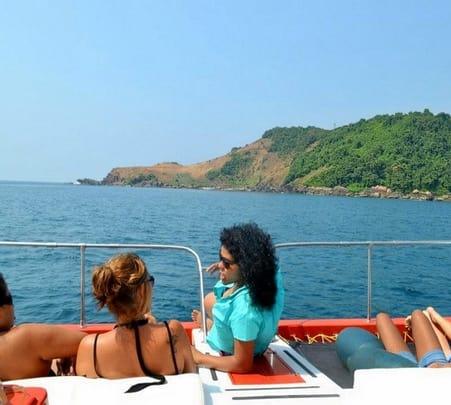 Island Cruises in Goa