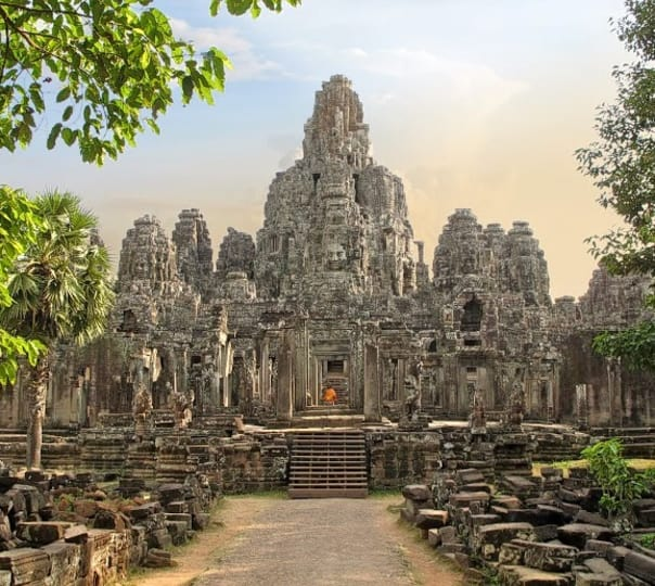 Day Tour of Angkor Temple