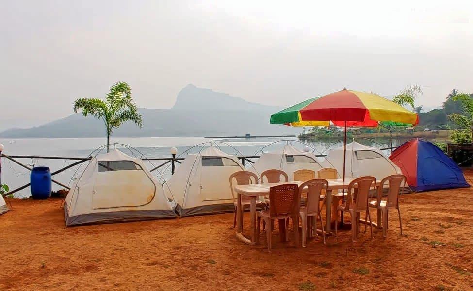 Lake Camping Near Pune