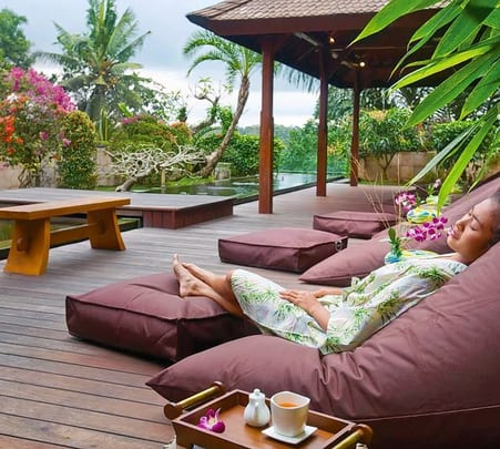 Shinto Spa Package with Lunch in Bali