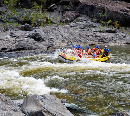Cairns White Water Rafting Flat 20% off