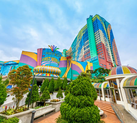 Genting Highlands Day Tour, Flat 15% off