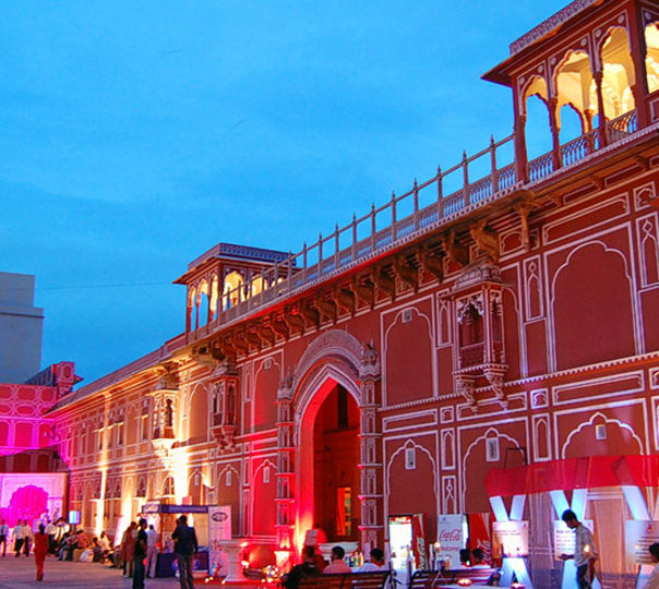 Sightseeing Tour in Jaipur, Ajmer and Pushkar