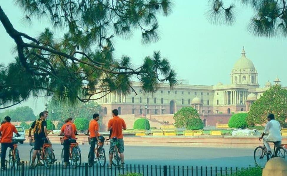 Raj Bicycle Tour, New Delhi