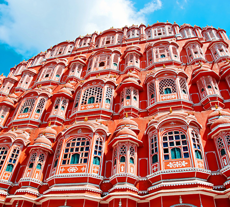Jaipur City Sightseeing Tour with Guide-flat 28% off