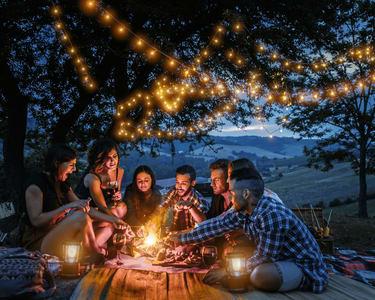 Kanatal Trek with Camping | Book & Get 1000 Cashback!