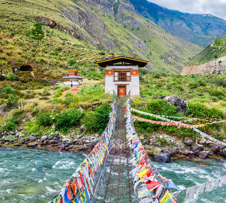 Bhutan Package from Mumbai