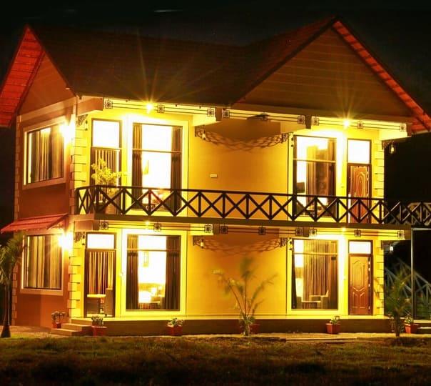 Stay at Cascade Villa in Masinagudi