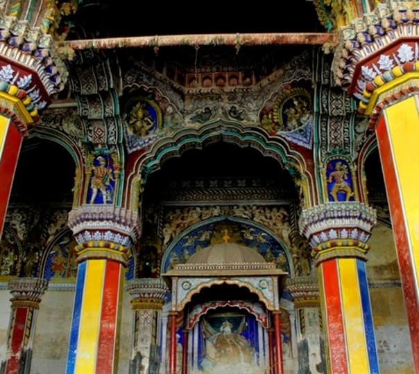 Maratha Cultural Tour, Thanjavur