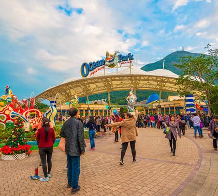 Ocean Park Hong Kong Tickets @ Flat 10% off